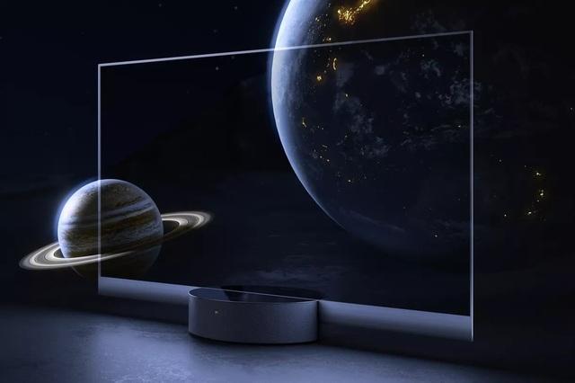 Xiaomi ra mắt TV OLED với màn hình trong suốt - 1