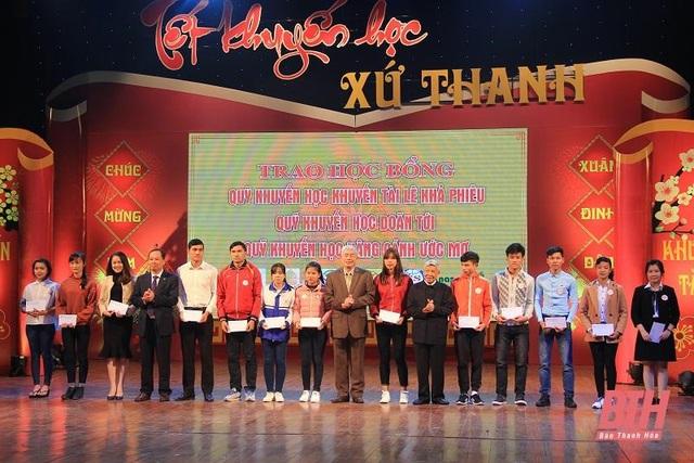 Quỹ khuyến học Lê Khả Phiêu tiếp lửa truyền thống hiếu học xứ Thanh - 2