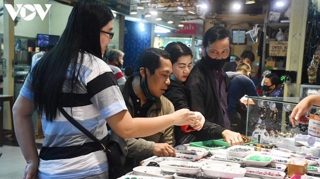 Sắc màu chợ đá quý lớn nhất Đông Nam Á tại thủ đô Jakarta, Indonesia - 12