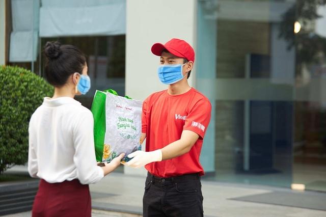 """Người dân Đà Nẵng chọn """"Đi chợ Online"""" của VinID để phòng dịch Covid-19 - 2"""