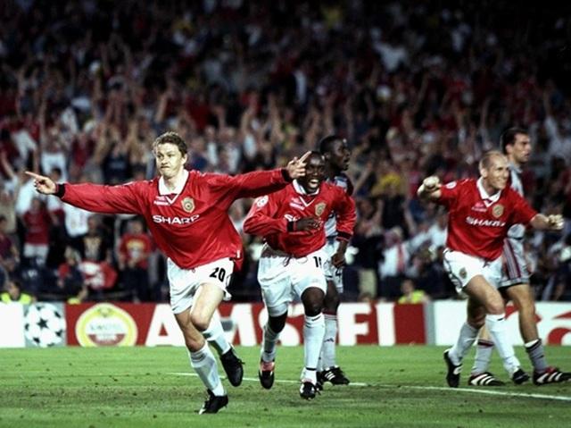 Lội ngược dòng khó tin, PSG sánh ngang Man Utd năm 1999 - 4