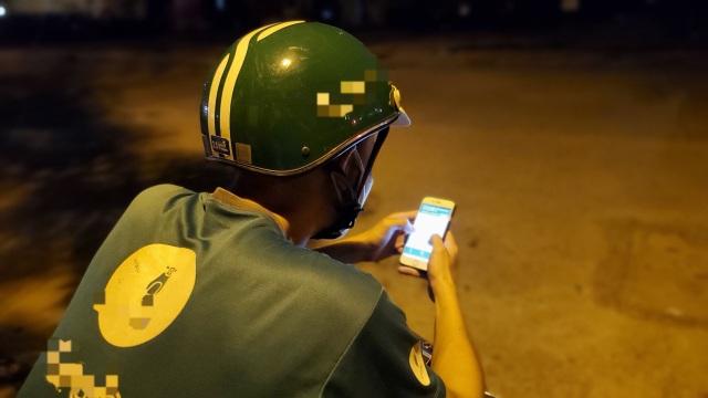 Gian nan những cuốc xe công nghệ về đêm - 4