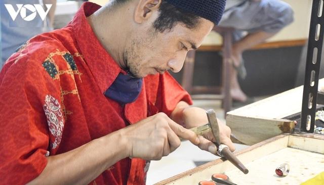 Sắc màu chợ đá quý lớn nhất Đông Nam Á tại thủ đô Jakarta, Indonesia - 7