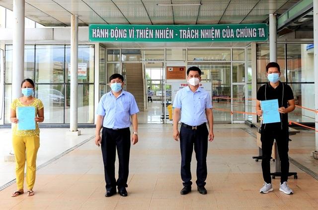 Đà Nẵng, Quảng Nam: Thêm 12 bệnh nhân mắc Covid-19 khỏi bệnh - 3