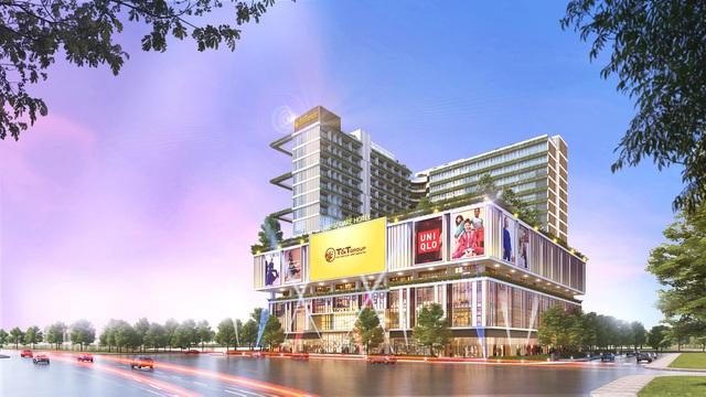 TT Group khởi công xây dựng Trung tâm thương mại tại thành phố Hải Dương - 3