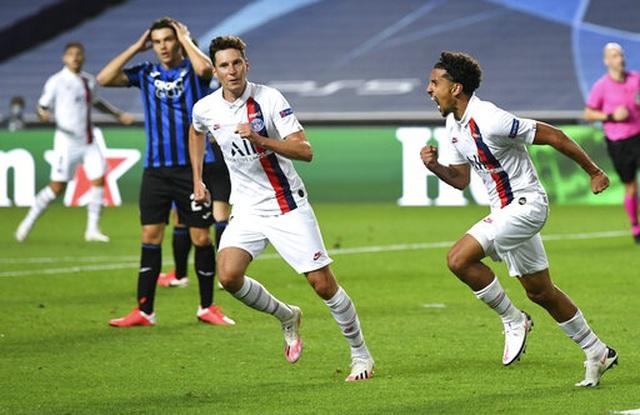 Ngược dòng khó tin trước Atalanta, PSG lọt vào bán kết Champions League - 6