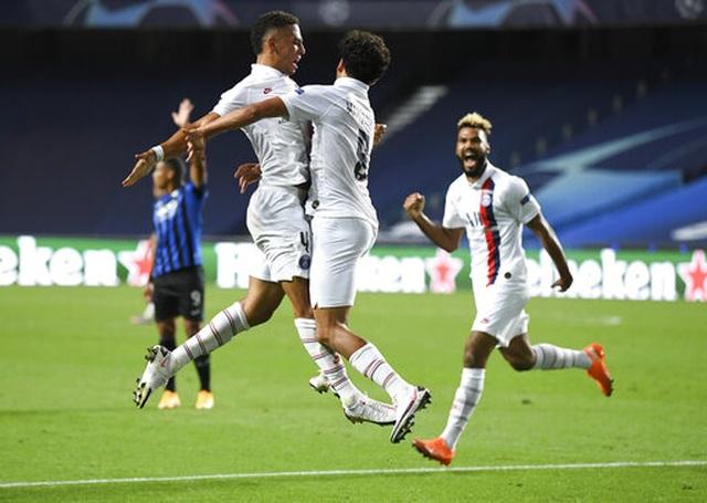 Ngược dòng khó tin trước Atalanta, PSG lọt vào bán kết Champions League - 7