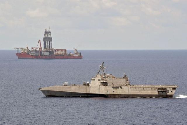 Malaysia phản bác yêu sách của Trung Quốc ở Biển Đông - 1