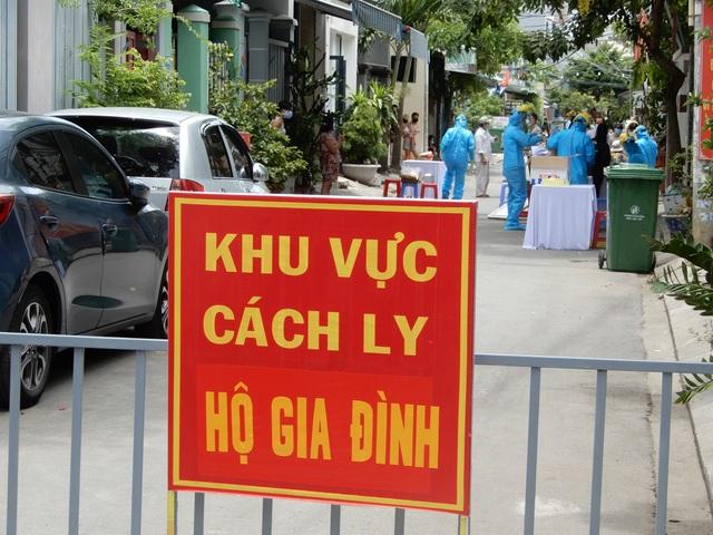 Một Phó Chủ tịch phường ở Đà Nẵng mắc Covid-19 - 1