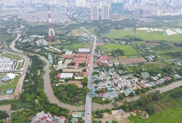 Hà Nội: Hàng trăm cây xanh tiếp tục đột tử trên con đường mới mở - 1