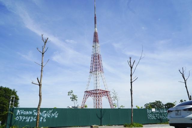 Hà Nội: Hàng trăm cây xanh tiếp tục đột tử trên con đường mới mở - 10