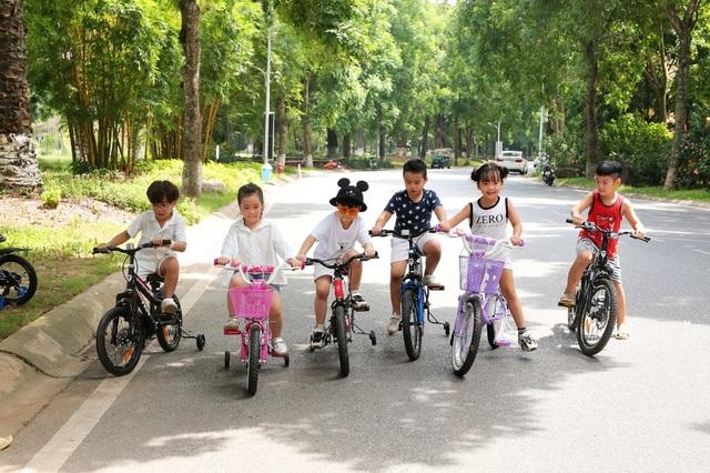 Chọn xe đạp cho con, hãy là cha mẹ thông thái - 1