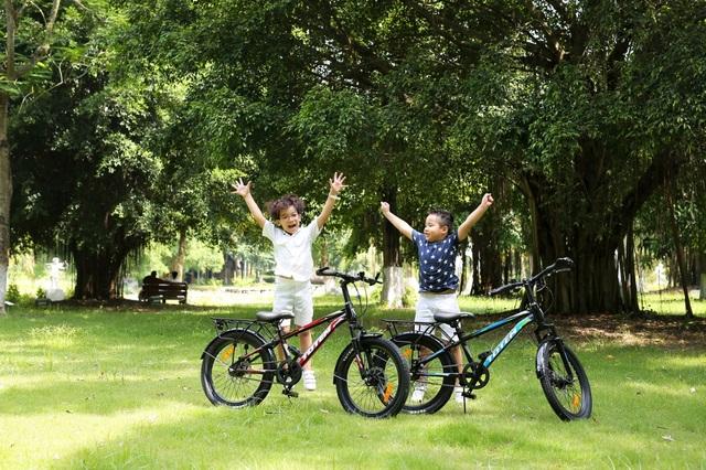 Chọn xe đạp cho con, hãy là cha mẹ thông thái - 6