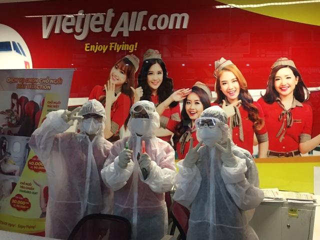 Vietjet đưa hơn 800 khách từ tâm dịch Đà Nẵng trở về nhà - 1