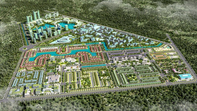 Đô thị vệ tinh Long An nâng cao hạ tầng thu hút nhà đầu tư - 2