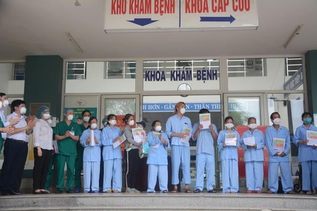 Đà Nẵng, Quảng Nam: Thêm 12 bệnh nhân mắc Covid-19 khỏi bệnh - 2