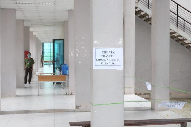 Hà Nam: Dự kiến hoàn thành công tác chấm thi tốt nghiệp THPT ngày 16/8 - 3
