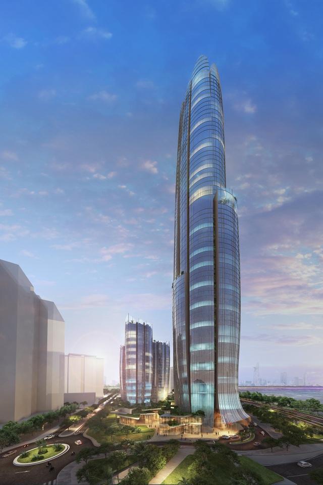 Sắp mở bán shophouse liền kề khách sạn 69 tầng mang thương hiệu Hyatt - 1