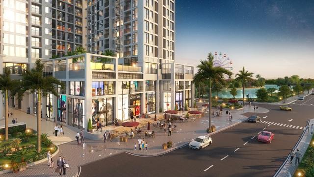 Sắp mở bán shophouse liền kề khách sạn 69 tầng mang thương hiệu Hyatt - 3
