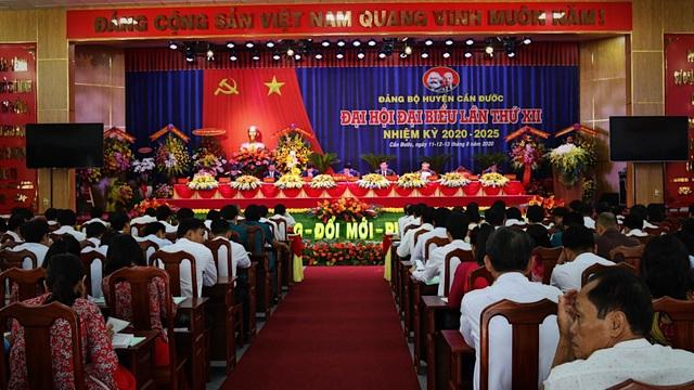 Huyện Cần Đước phấn đấu trở thành huyện nông thôn mới - 1