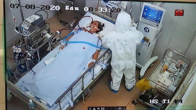 Ca mắc Covid-19 tử vong vì suy đa tạng không phục hồi, dù đã 4 lần âm tính - 1