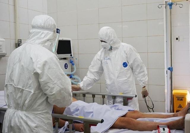 Việt Nam ghi nhận ca tử vong thứ 23 do Covid-19 - 1