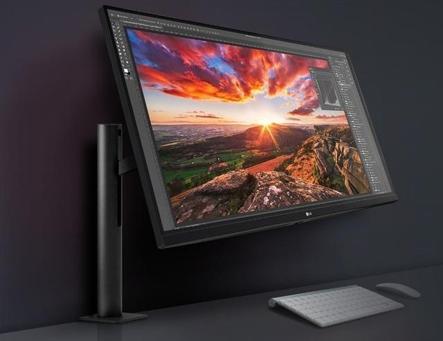 LG ra mắt loạt màn hình máy tính hiệu năng cao tại Việt Nam - 1