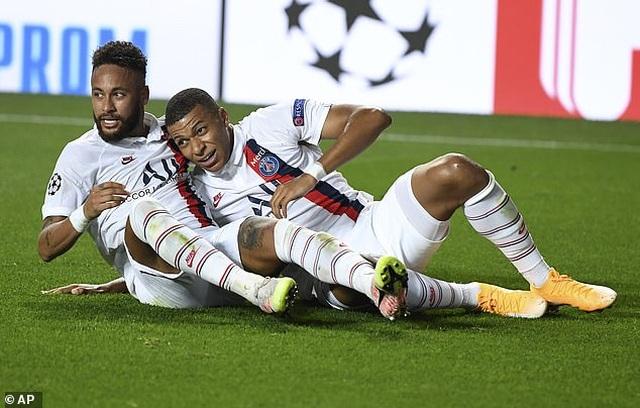 PSG khẳng định sẽ không bao giờ bán Neymar và Mbappe - 2
