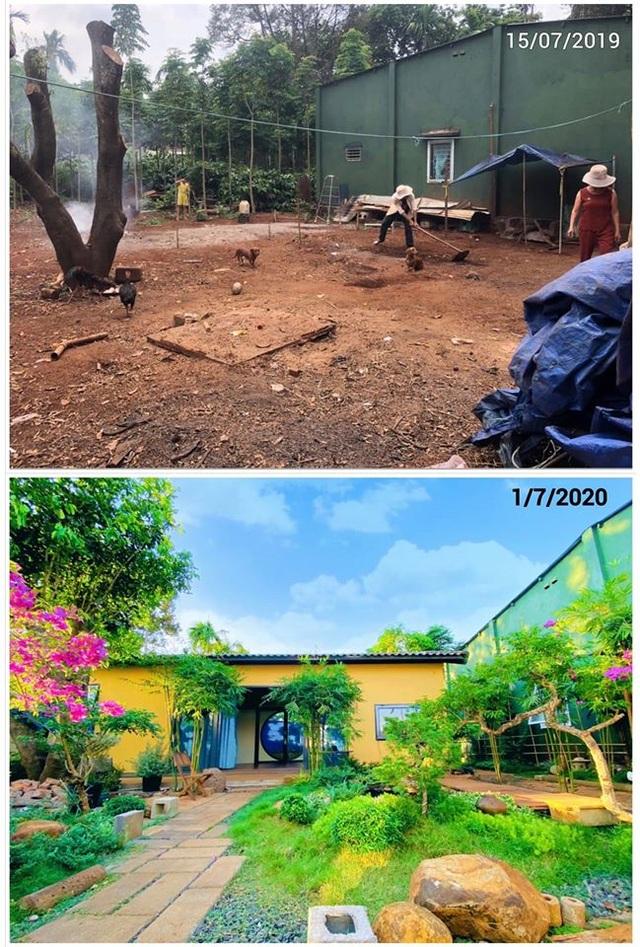 Thương cha mẹ cả đời lam lũ, 2 anh em tự tay xây nhà tặng đấng sinh thành - 1