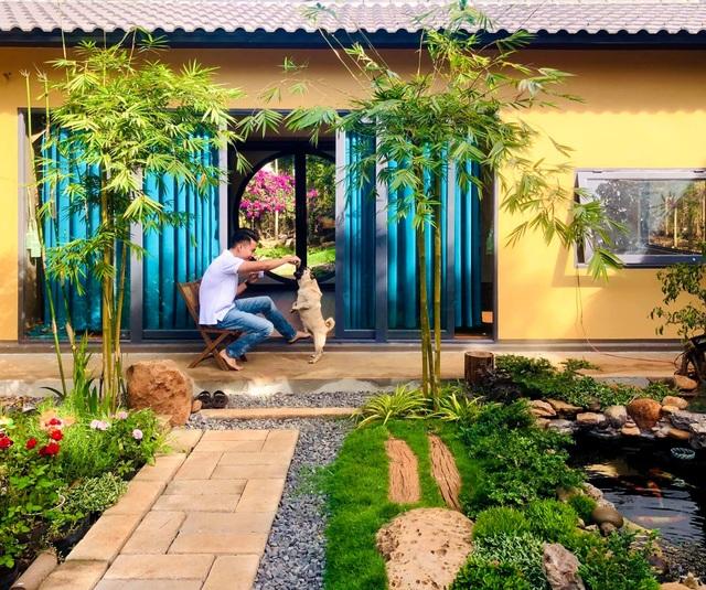 Thương cha mẹ cả đời lam lũ, 2 anh em tự tay xây nhà tặng đấng sinh thành - 12