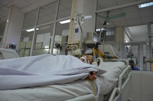 Xót xa sản phụ bất ngờ sinh tại bệnh viện Bệnh Nhiệt đới Trung ương - 2