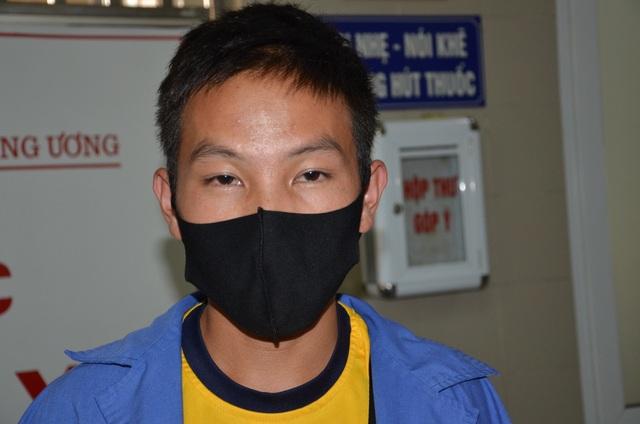 Xót xa sản phụ bất ngờ sinh tại bệnh viện Bệnh Nhiệt đới Trung ương - 5