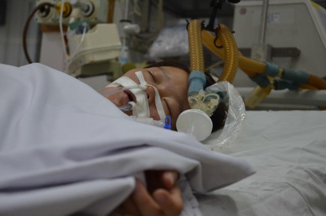 Xót xa sản phụ bất ngờ sinh tại bệnh viện Bệnh Nhiệt đới Trung ương - 6