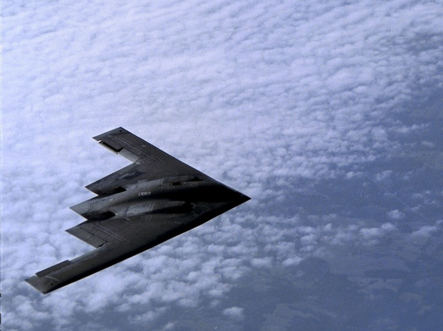 Mỹ điều 3 máy bay ném bom tới Ấn Độ Dương giữa căng thẳng với Trung Quốc - 1
