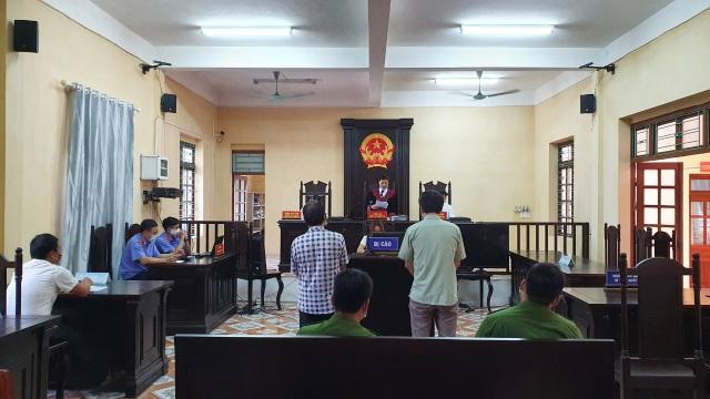 """Vụ """"hủy hoại tài sản"""" ở Bắc Giang: Giám đốc lĩnh án tù treo - 1"""