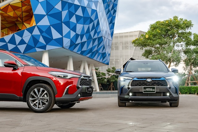 Corolla Cross, Tucson và CX-5: tầm 900 triệu chọn xe nào? - 1