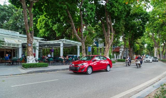 Tại sao Toyota Vios được nhiều người lần đầu mua ô tô lựa chọn? - 3