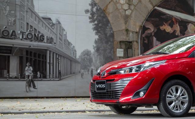 Tại sao Toyota Vios được nhiều người lần đầu mua ô tô lựa chọn? - 4