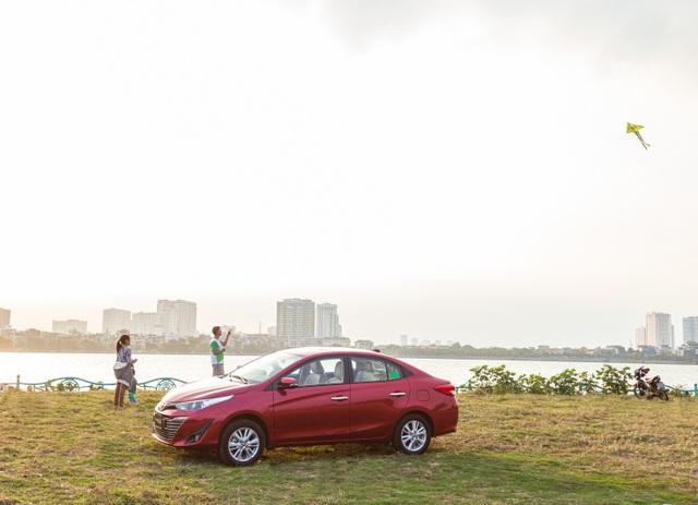 Tại sao Toyota Vios được nhiều người lần đầu mua ô tô lựa chọn? - 6