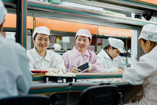 Trung Quốc sẽ không còn là công xưởng của thế giới - 1