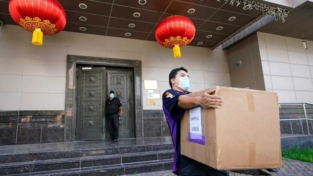 """Lãnh sự quán Trung Quốc lọt """"tầm ngắm"""" của FBI từ lâu trước khi bị đóng cửa - 1"""