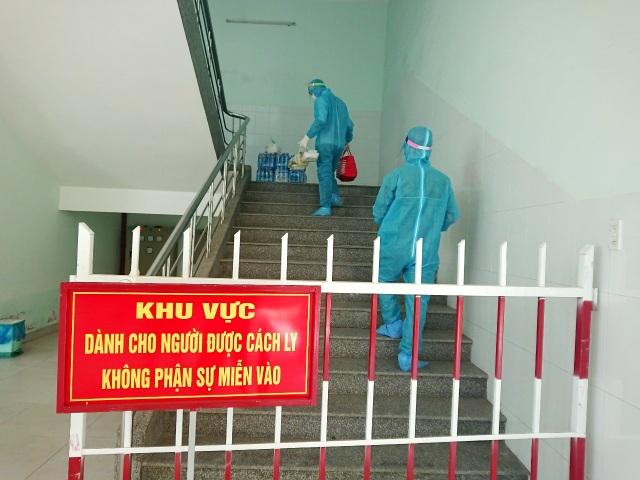 Quảng Nam tăng cường chống dịch cấp độ mạnh - 2