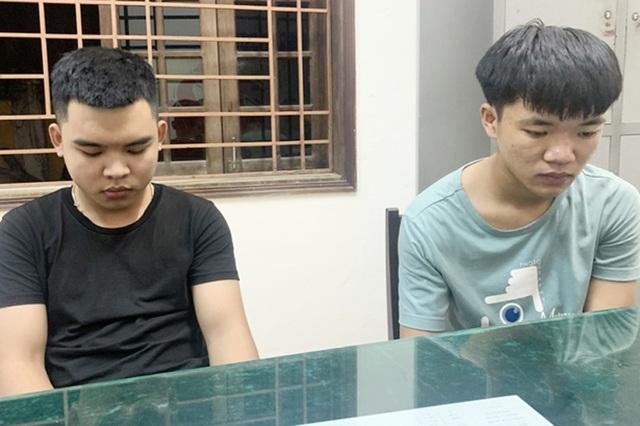 Hai thanh niên hack tài khoản facebook chiếm đoạt hàng trăm triệu đồng - 1