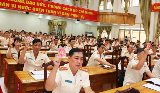An Giang: Công an phải tăng cường bảo vệ Tổ quốc, giữ gìn an ninh trật tự - 1