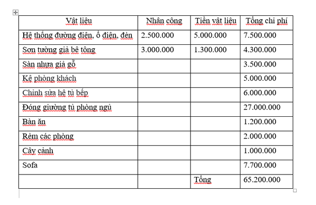 9x Sài Gòn biến hình căn hộ 50m2 chất lừ chỉ 65 triệu đồng - 2