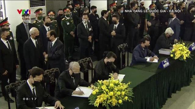 Trực tiếp Lễ Quốc tang nguyên Tổng Bí thư Lê Khả Phiêu - 1
