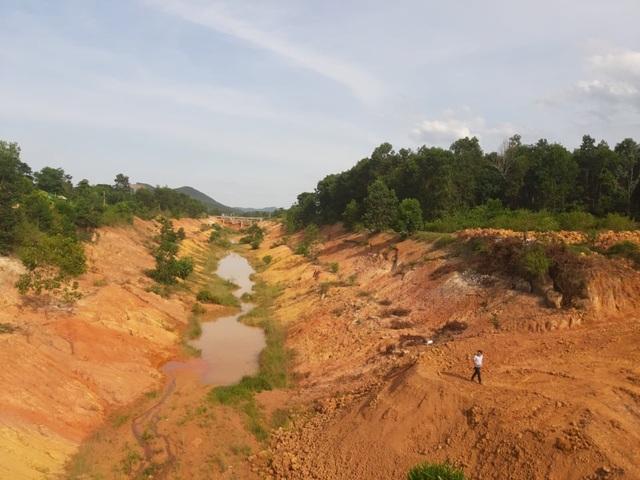 Bộ Công an điều tra kênh thủy lợi 756 tỷ đồng hư hỏng ở Nghệ An - 2