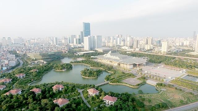 GS. TSKH Đặng Hùng Võ: Quy hoạch, xây dựng phải gắn với môi trường sống - 2