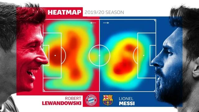 """Messi đối đầu Lewandowski: Cuộc chiến nảy lửa của hai """"nòng pháo"""" - 3"""