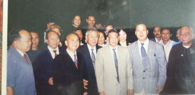 Vị giáo sư chia sẻ kỷ niệm 2 lần gặp nguyên Tổng Bí Thư Lê Khả Phiêu - 1